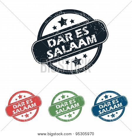 Dar Es Salaam stamp set