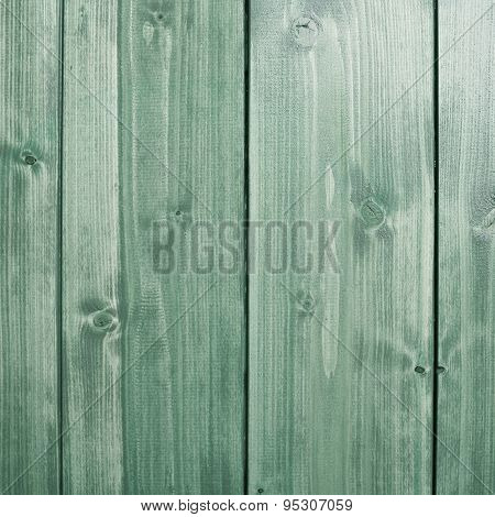 Paint coated wooden pine boards