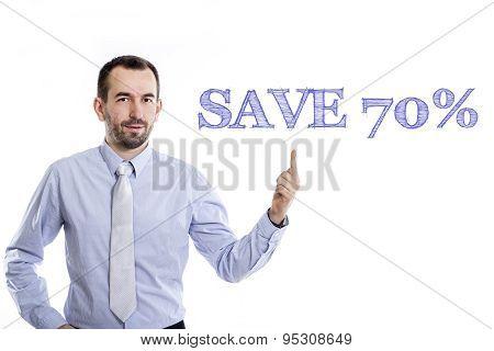 Save 70%