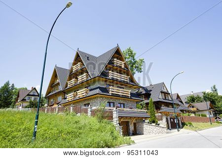 Villa Named U Sabalow In Zakopane