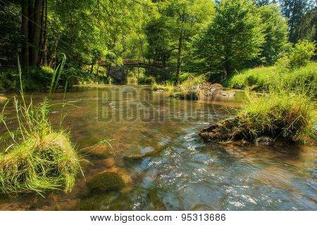Kamenice River