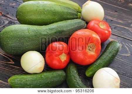 vegetable vitamins
