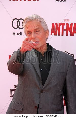 vLOS ANGELES - JUN 29:  Michael Douglas at the