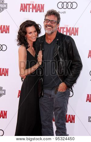 vLOS ANGELES - JUN 29:  Jeffrey Dean Morgan at the