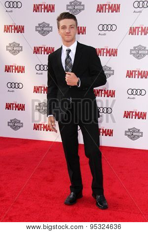 vLOS ANGELES - JUN 29:  Jake Short at the
