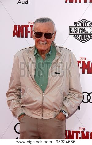 vLOS ANGELES - JUN 29:  Stan Lee at the