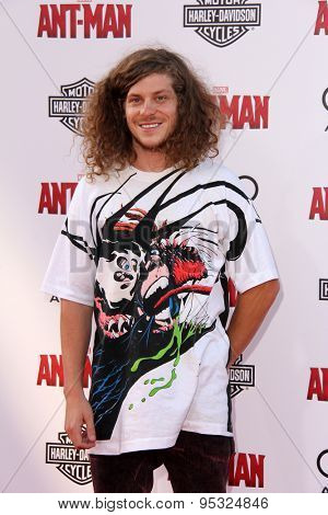 vLOS ANGELES - JUN 29:  Blake Anderson at the