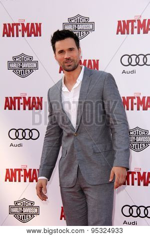 vLOS ANGELES - JUN 29:  Brett Dalton at the