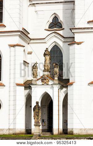 premonstratensian monastery, Zeliv, Czech Republic