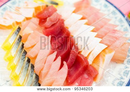 Japapnese Sashimi