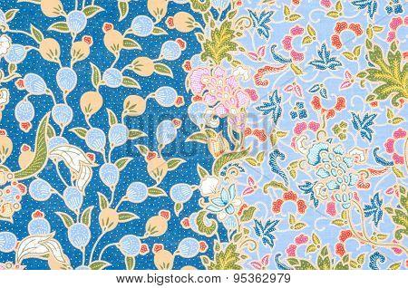 Beautiful Batik Patterns.
