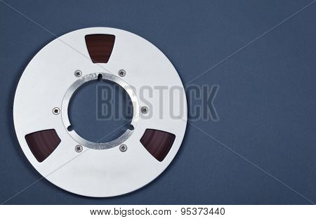 Open Metal Reel For Professional Sound Recording with Tape