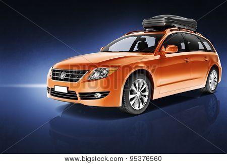 Car Automobile Contemporary Drive Driving Vehicle Transportation Concept