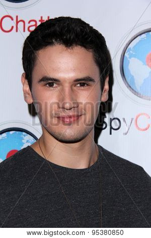 LOS ANGELES - JUN 30:  Monty Geer at the SpyChatter Launch Event at the The Argyle on June 30, 2015 in Los Angeles, CA