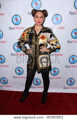 LOS ANGELES - JUN 30:  RoRo at the SpyChatter Launch Event at the The Argyle on June 30, 2015 in Los Angeles, CA