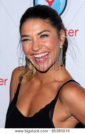 LOS ANGELES - JUN 30:  Jessica Szohr at the SpyChatter Launch Event at the The Argyle on June 30, 2015 in Los Angeles, CA