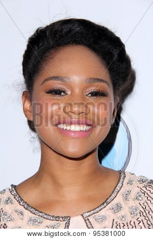 LOS ANGELES - JUN 30:  Tanisha Long at the SpyChatter Launch Event at the The Argyle on June 30, 2015 in Los Angeles, CA