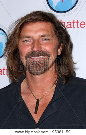LOS ANGELES - JUN 30:  Robin Atkin Downes at the SpyChatter Launch Event at the The Argyle on June 30, 2015 in Los Angeles, CA