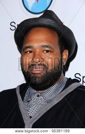 LOS ANGELES - JUN 30:  Jamie Jones at the SpyChatter Launch Event at the The Argyle on June 30, 2015 in Los Angeles, CA