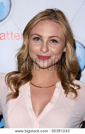 LOS ANGELES - JUN 30:  Shelby Wulfert at the SpyChatter Launch Event at the The Argyle on June 30, 2015 in Los Angeles, CA