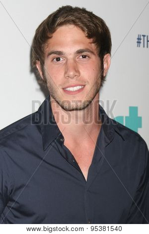 LOS ANGELES - JUN 30:  Blake Jenner at the 6th Annual Thirst Gala at the Beverly Hilton Hotel on June 30, 2015 in Beverly Hills, CA