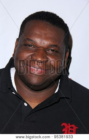 LOS ANGELES - JUN 30:  Kelvin Brown at the SpyChatter Launch Event at the The Argyle on June 30, 2015 in Los Angeles, CA