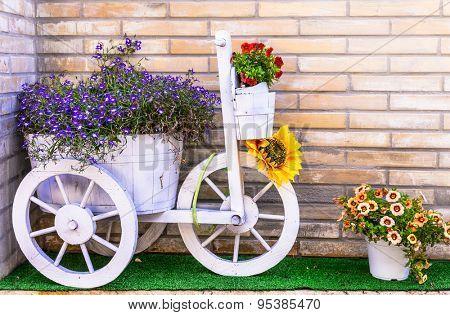 cute floral design