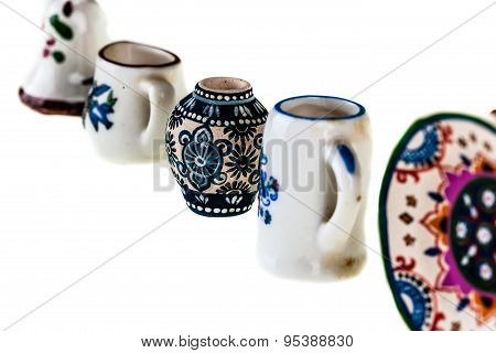 Mini Tableware Row