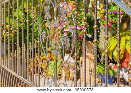 Luxurious Gate