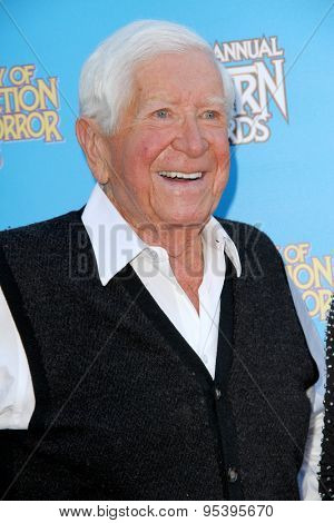 BURBANK - JUNE 25: Robert Cobert arrives at the 41st Annual Saturn Awards on Thursday, June 25, 2015 at the Castaway Restaurant in Burbank, CA.