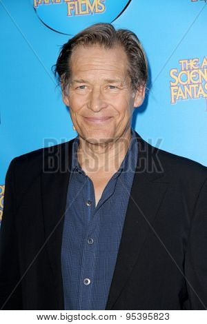 BURBANK - JUNE 25: James Remar arrives at the 41st Annual Saturn Awards on Thursday, June 25, 2015 at the Castaway Restaurant in Burbank, CA.
