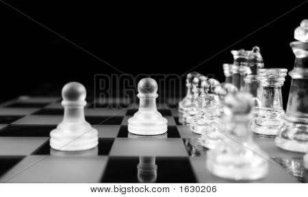 Chess - The Brave Two