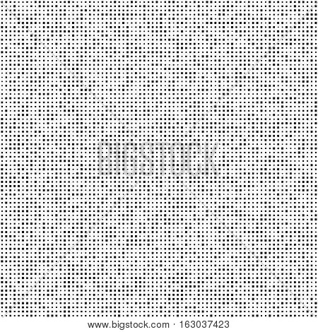 Squares Grid Seamless Pattern. Endless Texture for Wallpaper, Pattern Fills, Web Page Background, Surface Textures. Technology Vector illustration.