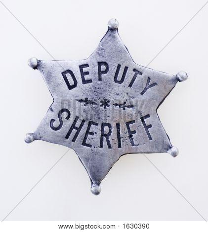 Deputy Sheriff Star