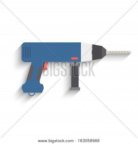 Drill Icon, drill icon flat, drill icon picture, drill icon vector, drill icon EPS10, drill icon graphic, drill icon object, drill icon JPEG, drill icon picture, drill icon image Vector