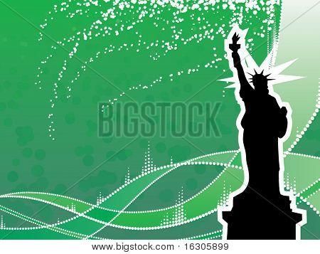 NY background