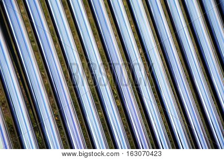 Tubes Of A Solar Heating System