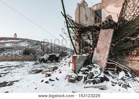 Russias War Against Ukraine