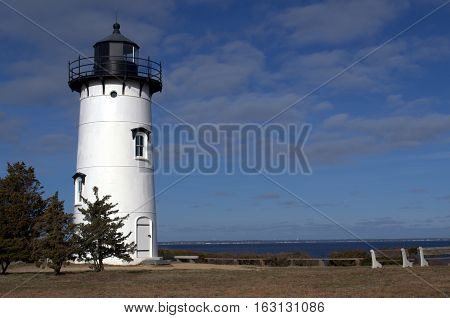 Martha's Vineyard Lighthouse, also known as