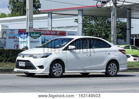 Private Car, Toyota Vios.