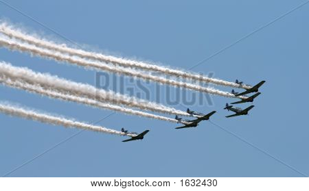 An Air Show In New Jersey