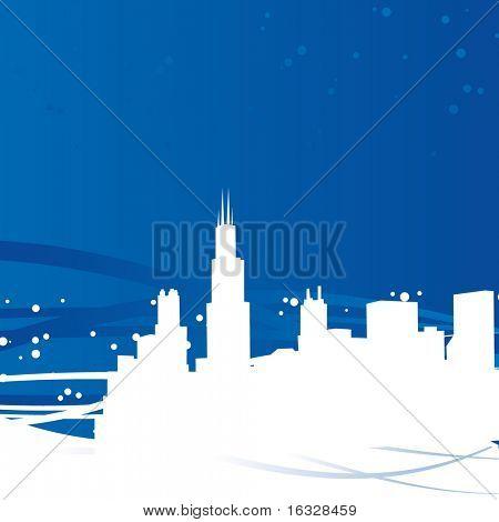 Chicago background