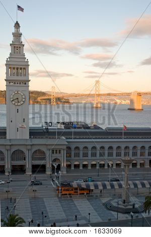 Embarcadero Building, San Francisco, California