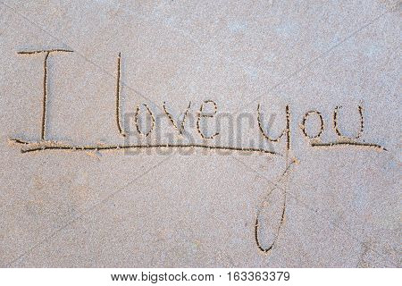 handwritten of word