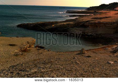 Stony Coastline
