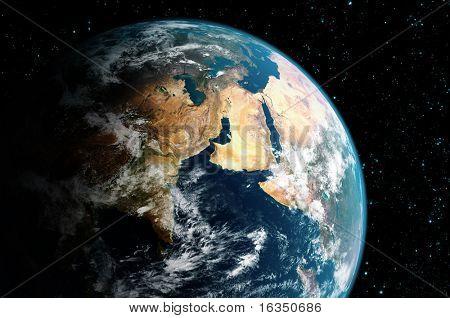 Planetenerde