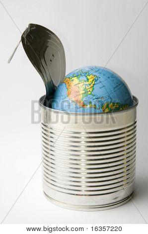 Terra da lata