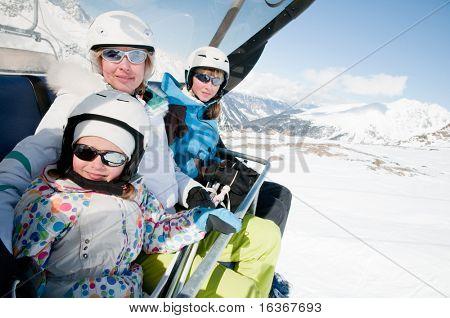 Elevador de esqui