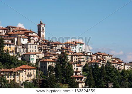 View Of Sacro Monte, Varese. Italy