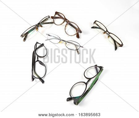 Eyewear spectacles optical glass frame specs eyesight vision